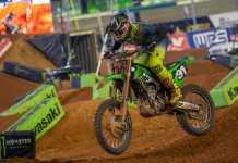 2021 Atlanta Supercross 2: Cameron McAdoo - Charging