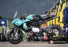 Ohvale GP-0 160cc Special PSRT Edition - Paddock