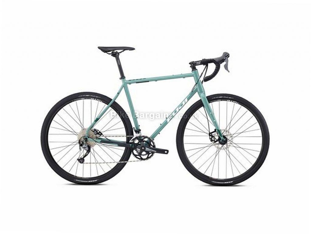 Fuji Jari 2 3 Sora Steel Disc Road Bike Was Sold For