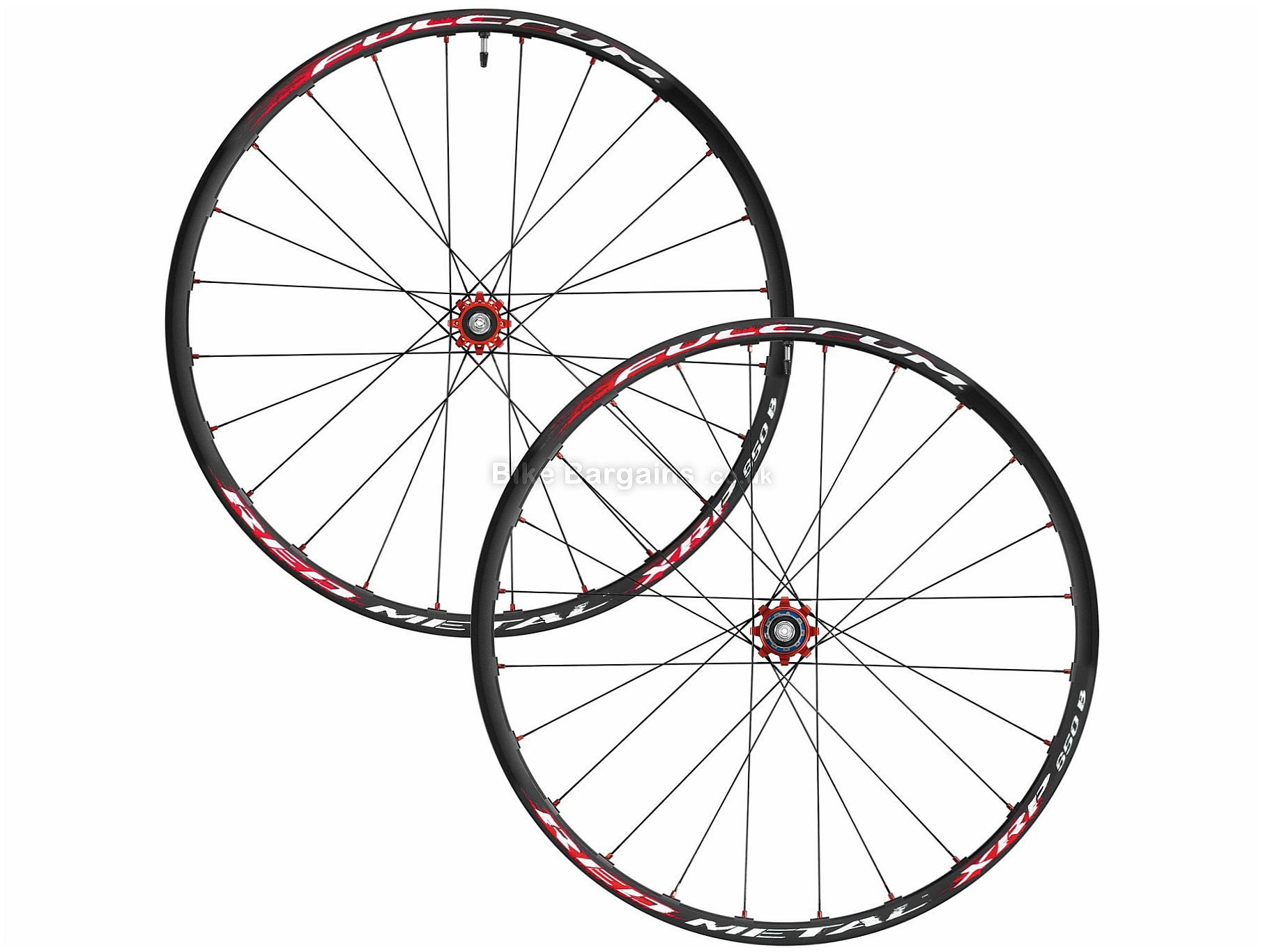 Fulcrum Red Metal 29 Xrp 6 Bolt Mtb Wheels Was Sold For