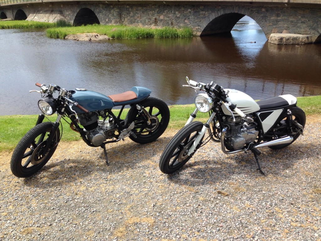 Honda Motorcycle Repair Shop