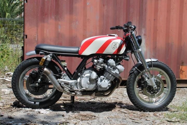 Honda Cbx 1000 Cafe Racer Parts | Newmotorjdi co