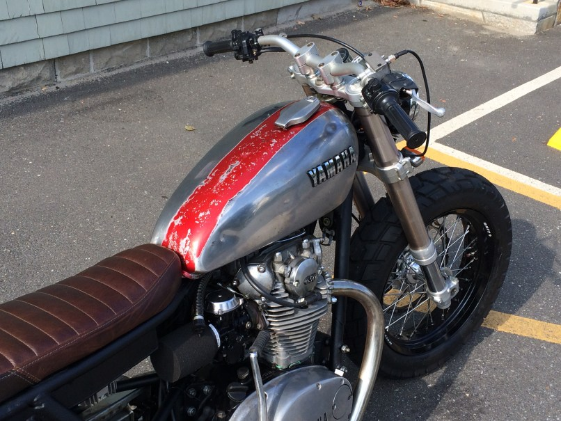 Yamaha 650 Xs Bobber Brat Style | Jidimotor co