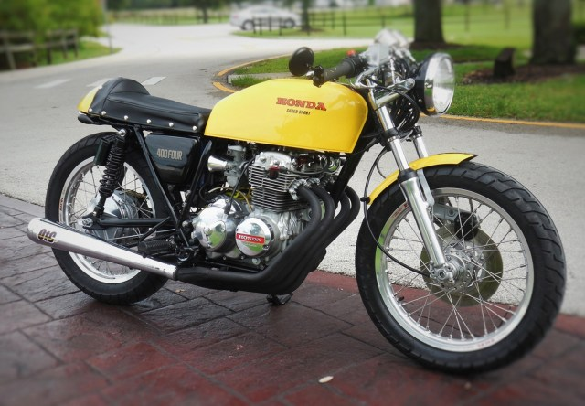 Honda Cb400f Cafe Racer Parts | hobbiesxstyle