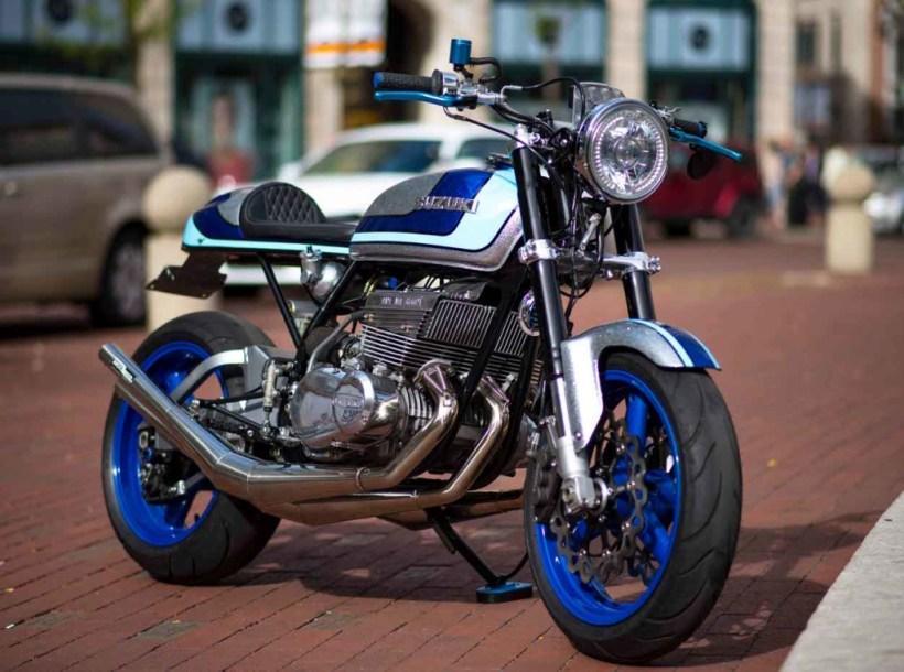 Suzuki Gt380 Cafe Racer Parts | Amatmotor co