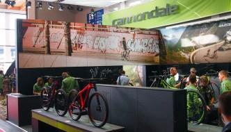 Novinky značky Cannondale na veletrhu Eurobike 2017