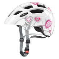 heart white pink