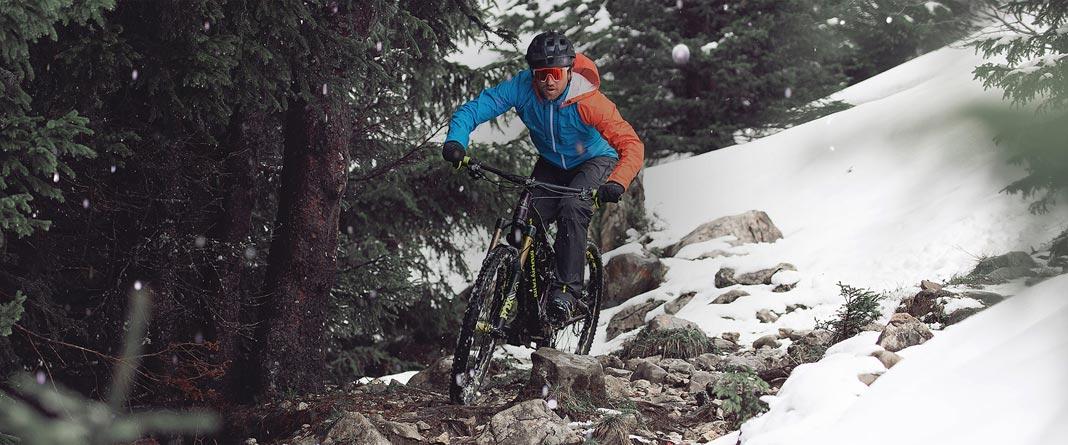 cyklistické helmy mavic na horské kolo