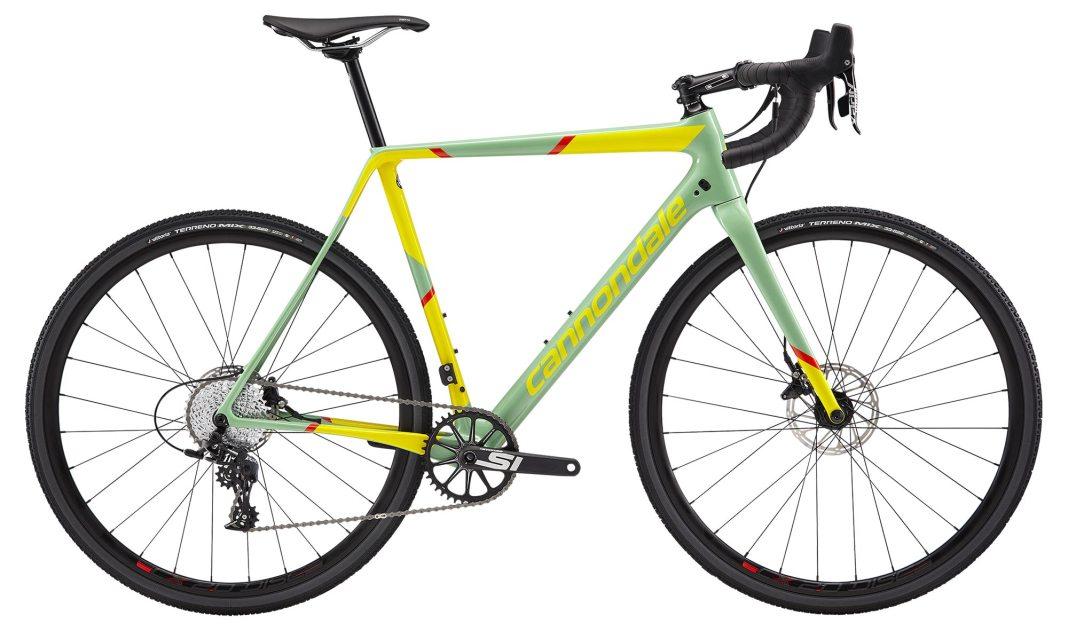 cyklokrosové kolo Cannondale SuperX