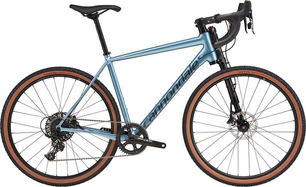 Gravel bike Cannondale Slate