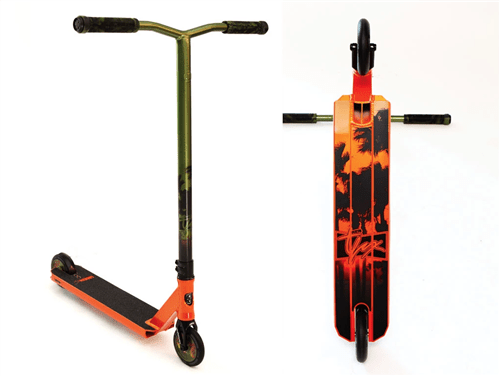 Lucky TFox Signature Pro Scooter Sunset Edition - We are ...