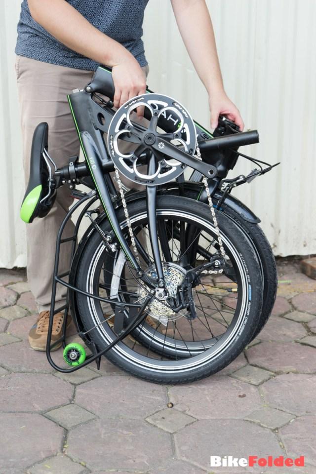 Dahon Qix D8 Folding Bike Review - The Best Commuter Bike ...