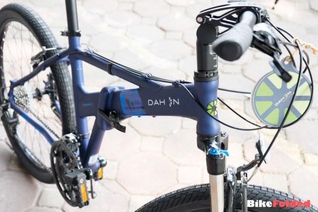 Dahon Espresso D24 Folding Bike Review - The Compact Full ...