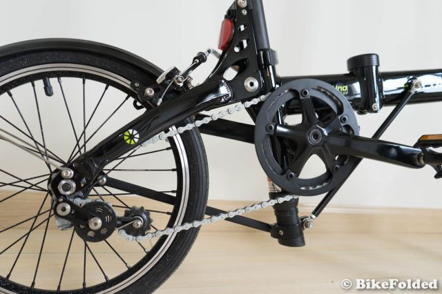 Dahon Jifo Uno Folding Bike Review - An Ultra Small Folder ...