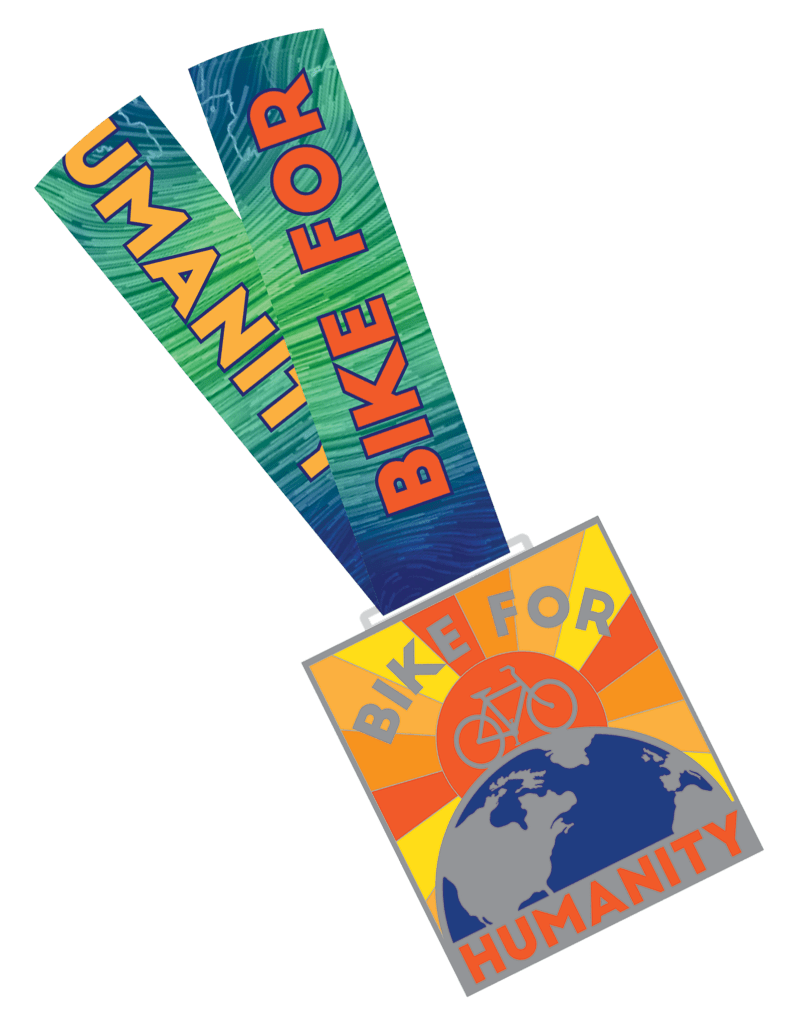 Bike For Humanity! A fun bike ride with Bill Walton