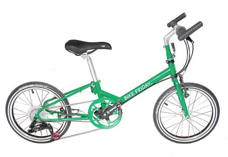 Here we have the Bike Friday Bantam Bike
