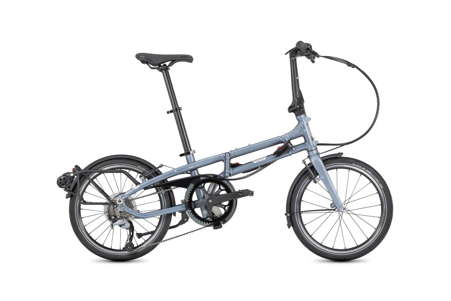 TN BYB P8 G1 unfold M0 silverblue - Tern Launched BYB: Smallest Folding Bike