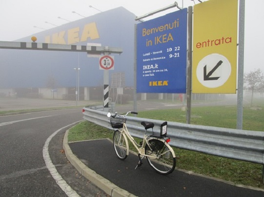 Bike To Ikea Pessima Idea