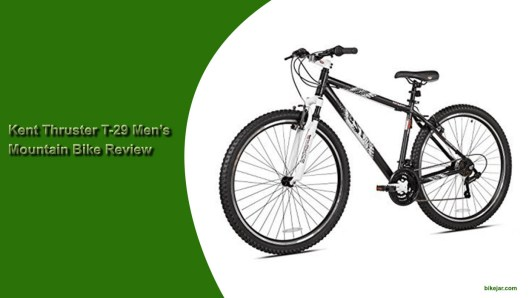 Kent Thruster T-29 Men's Mountain Bike Review