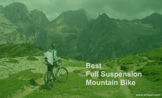 Best Full Suspension Mountain Bike of 2019 - Great List By Expert