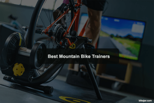 best mountain bike trainer