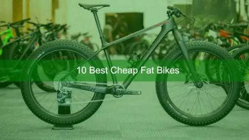 best cheap fat bikes