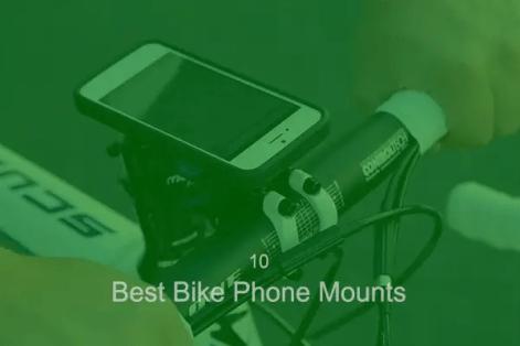 Best Bike Phone Mounts
