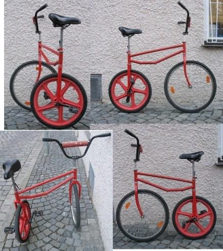 rodeo bike