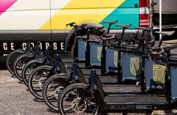 Bike Law Bullitt Cargo Bikes