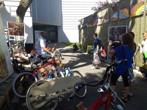 feria bicicletas bikelec1 300x225 - Bicicletas electricas, el futuro ahora