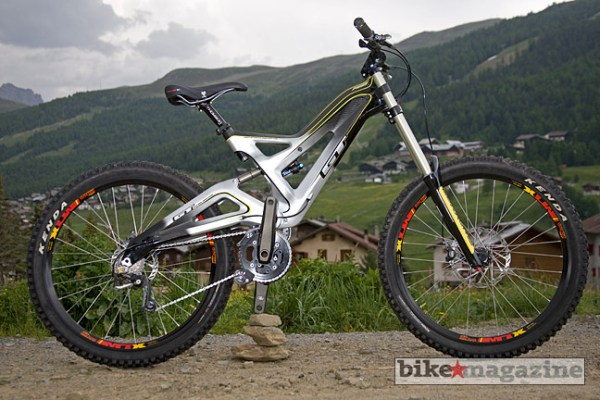 Previewed: GT Fury Downhill Race Bike