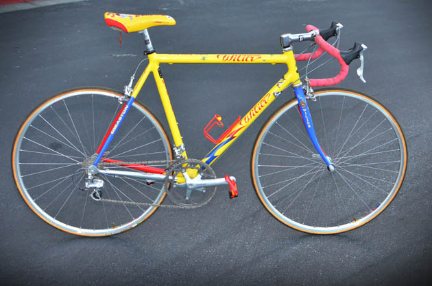 Pantani Bike
