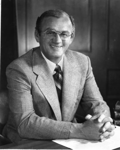 Albert J. Fritz, former executive vice president of Schwinn bicycle company.  The man, the myth,  the creator of the Sting-Ray.