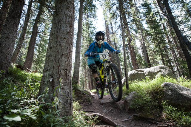 Dear Orbea: Your Tour de France commercials were positively hideous. Simon Andre riding through the woods is much more motivating.
