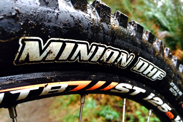 Tested Maxxis Minion Dhf Bike Magazine