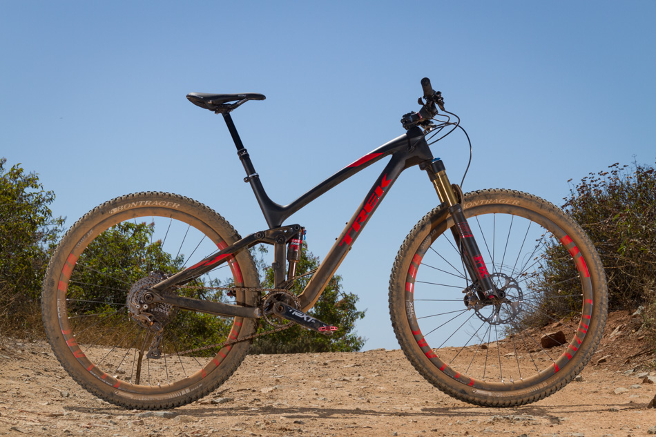 69284af6075 Trek's new 2016 Fuel EX 9.9 29 is one of the fastest, yet most capable