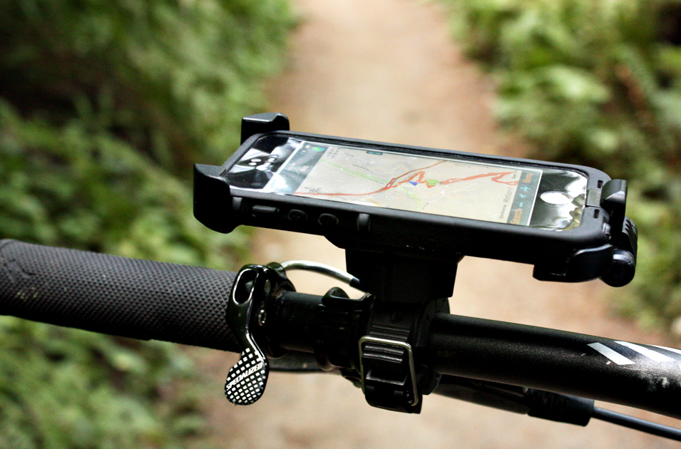 newest d95bb 3d6c3 Tested: LifeProof Bike and Bar Mount | BIKE Magazine