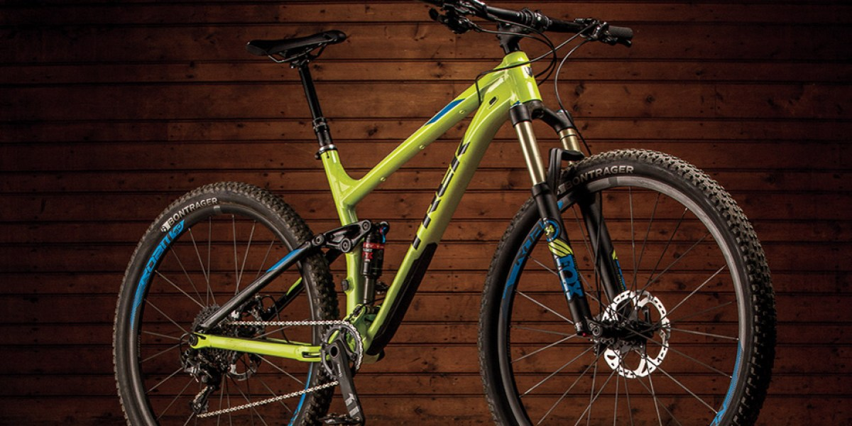 92ac3b63e78 Review: Trek Fuel EX 9 29 | BIKE Magazine