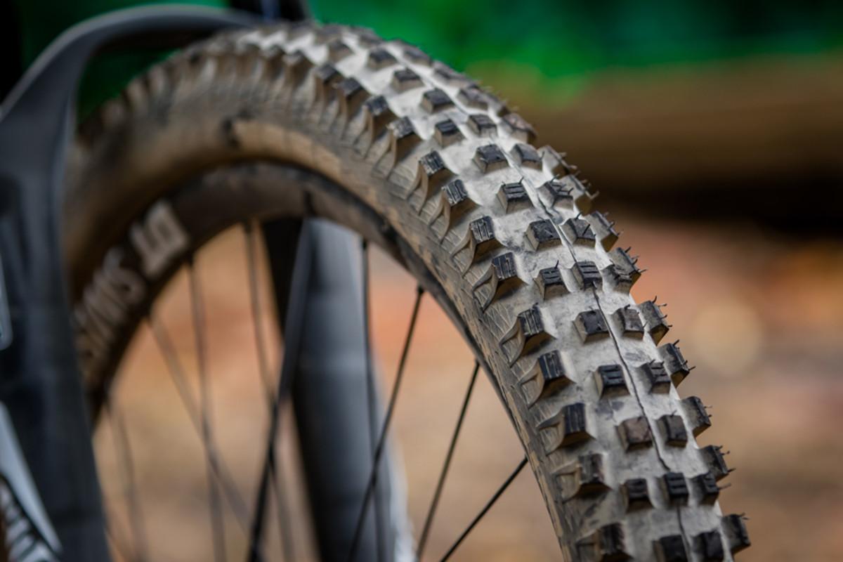 Schwalbe Hans Dampf Mountain Bike Tire 27.5 X 2.35 Super Gravity EVO Tubeless