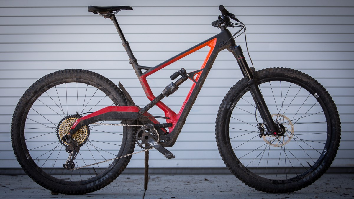 The Marin Wolf Ridge is Unlike Anything We've Ridden