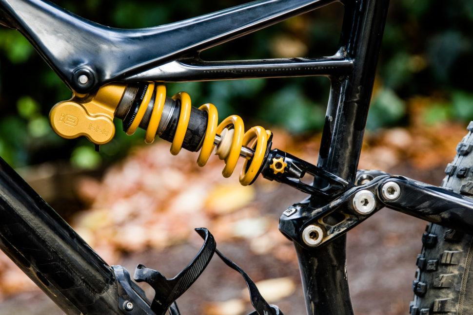 c203812d660 Review: Ohlins TTX 22 M Coil Shock | BIKE Magazine