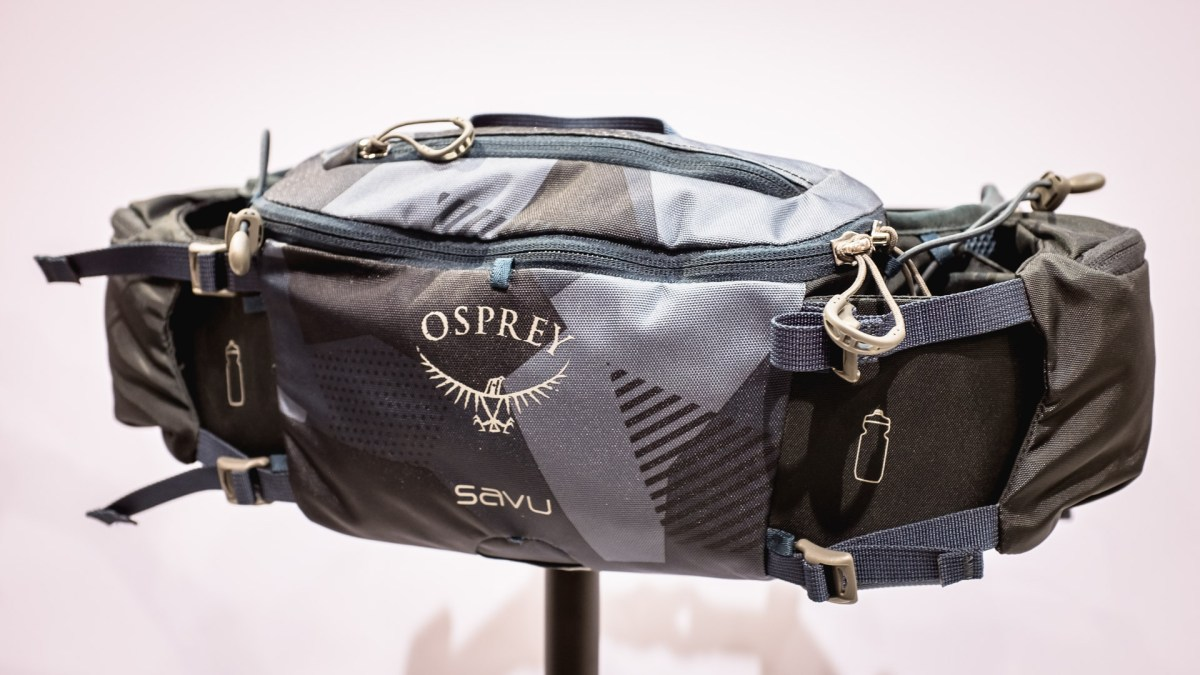 New Osprey Seral and Savu Packs Availible