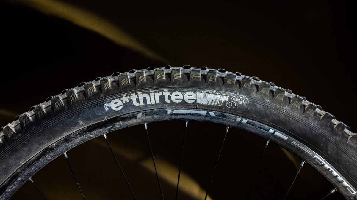 Tested: e*thirteen TRS Plus/Race A/T Tire – $60