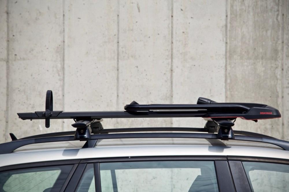 Roof Racks Thule Upride Vs Yakima Highroad Vs 1up