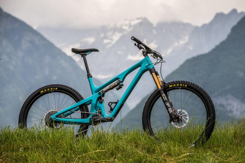 First Ride: Yeti SB140 | BIKE Magazine