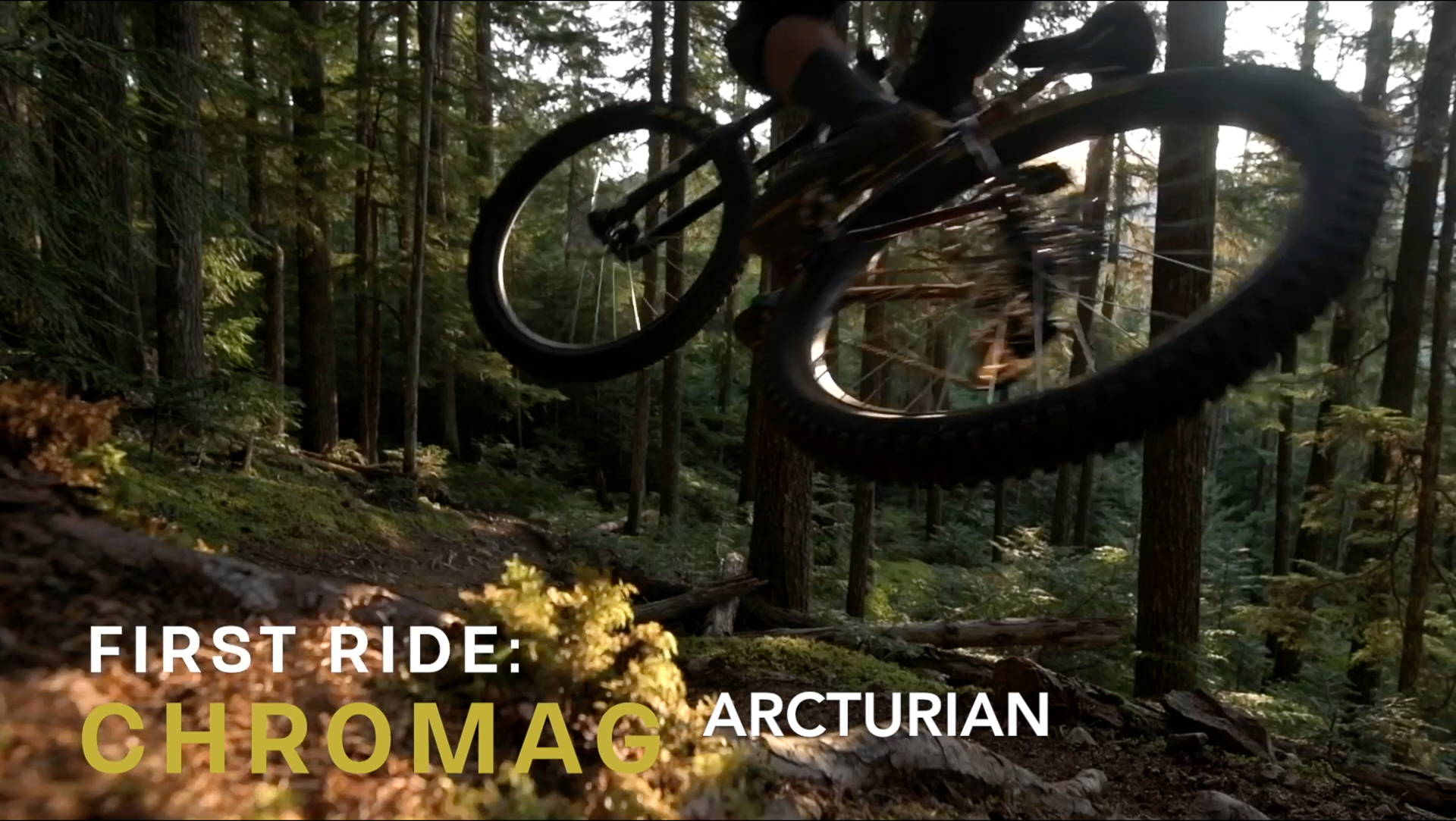 First Ride: Chromag Arcturian