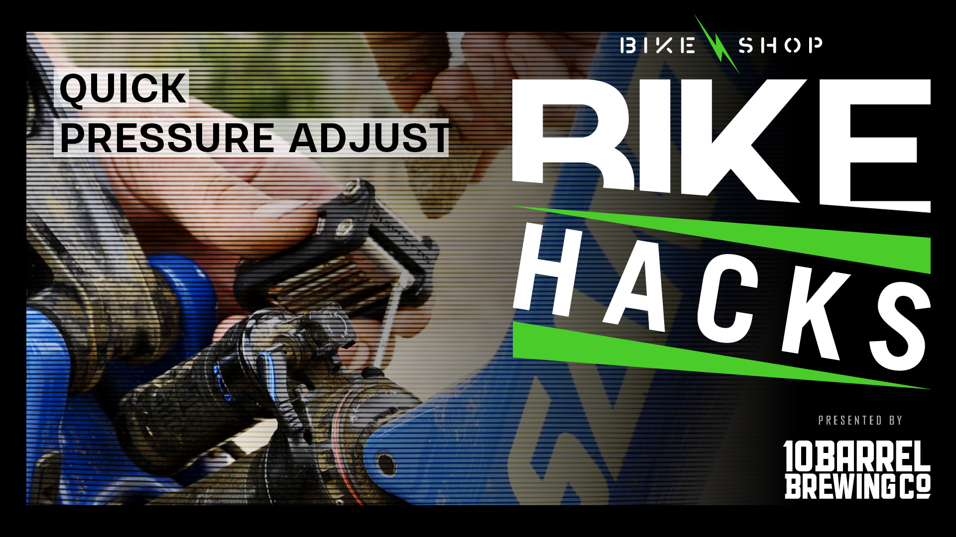 Bike Hacks: Quick shock adjust