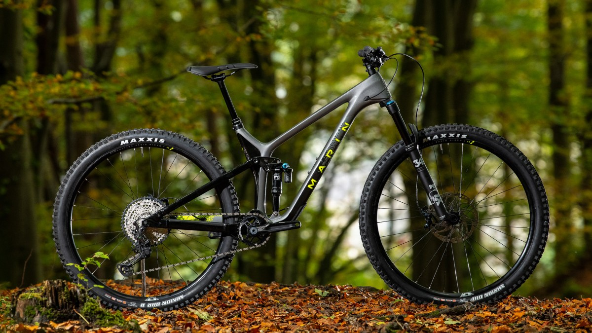 Marin Introduces the Rift Zone Carbon 2 and Rift Zone Carbon 1