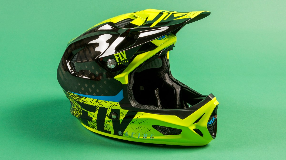 Fresh Produce: Fly Werx Carbon Imprint Helmet | BIKE Magazine