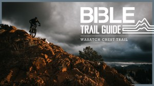 trail guide wasatch crest